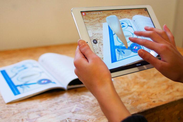 Realidad Aumentada Educativa gratuita para América Latina es posible